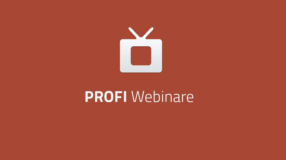 Profi: Webinare in der Unternehmenskommunikation