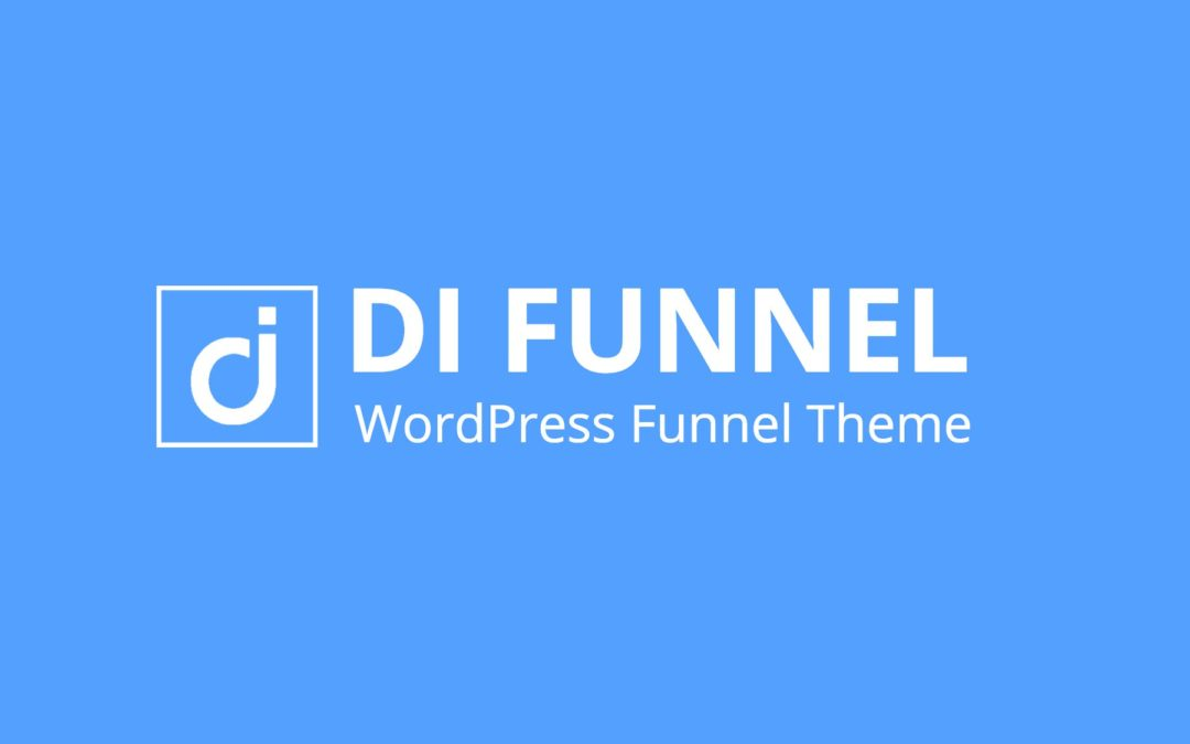 DI Funnel | Divi WordPress Funnel Theme als Clickfunnels Alternative